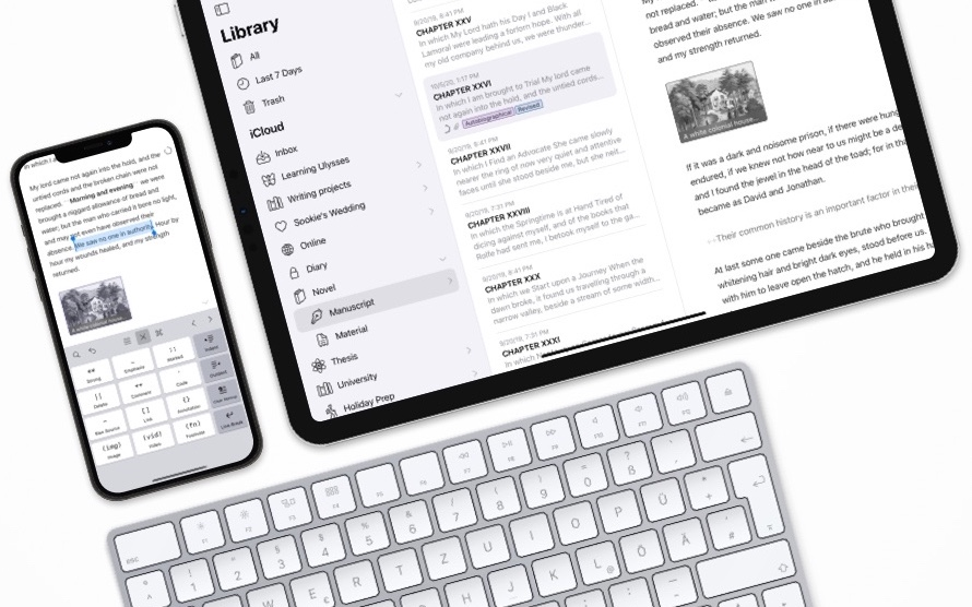 Ulysses - The Ultimate Writing App for Mac, iPad and iPhone